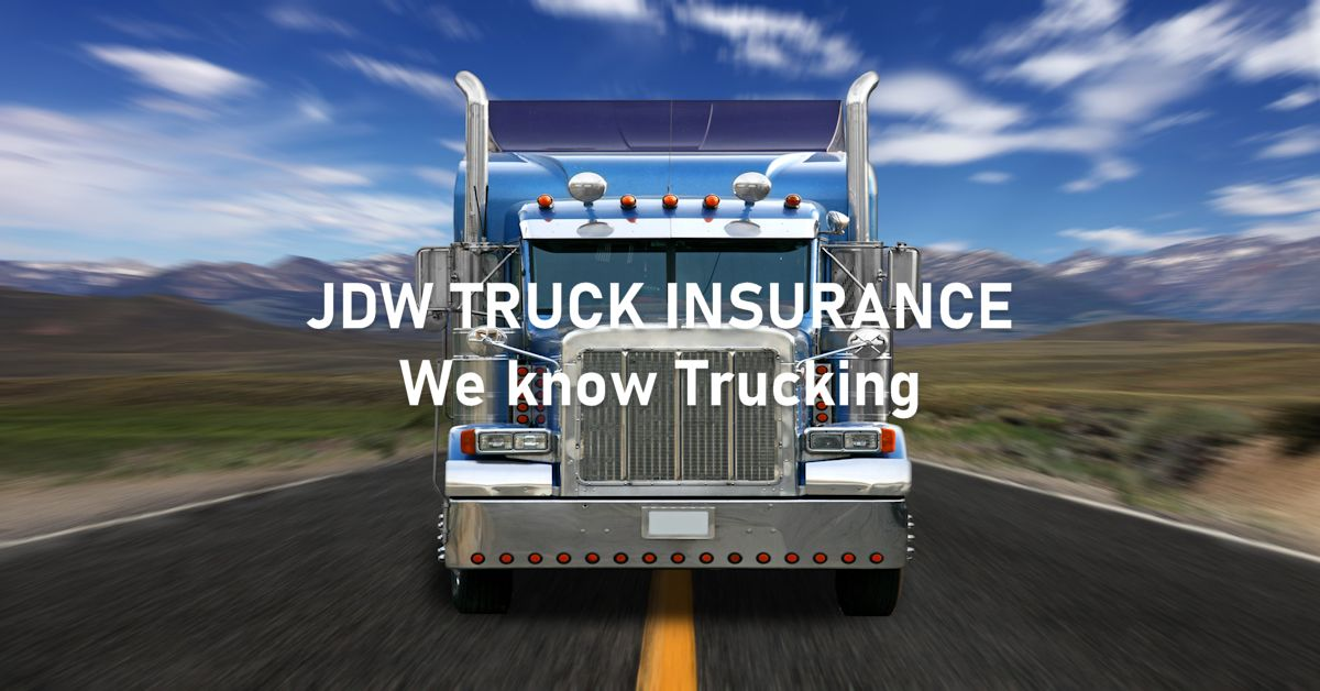 Small Fleet Trucking Insurance New Jersey