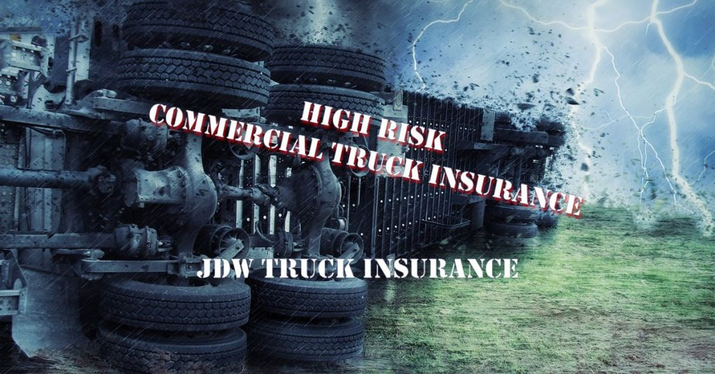 high riisk truckers insurance quotes